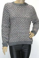 В'язаний жіночий светр з люрексом Papin, фото 3