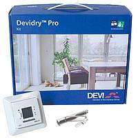 Комплект DEVIdry Pro Kit (19 911 006) терморегулятор, кабель, скотч, ключ