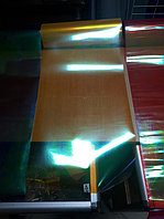 Пленка для тонирования фар Желтая ХАМЕЛЕОН Guard Турция 30 см на 1 м, фото 1