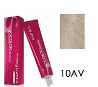 Соколор Бьюти, стойкая крем-краска для волос, оттенок 10av, 90 мл