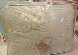 Комплект сменного постельного белья 9 в 1 Хлопок Мишка