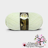 Зимняя пряжа Madame Tricote Paris Мерино голд, №004, молочный,