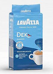 Кава мелена без кофеїну Lavazza Dek Classico 250g
