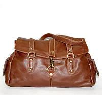 83519731bb54 Женская сумка из высококачественной натуральной кожи Marc O'Polo oryginal  рыжая (Германия) 390151