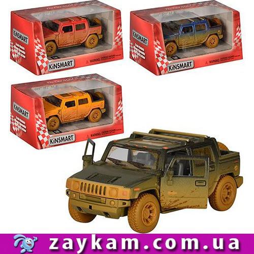KINSMART KT5097WY Hummer H2 SUV