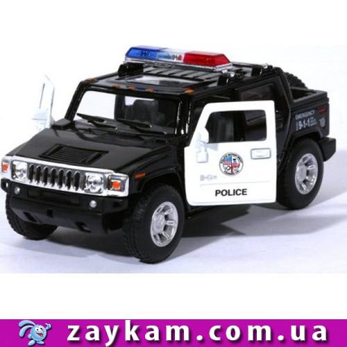 KINSMART Хаммер Н2 полиция 5д. 5097WP