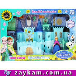 Замок F SG-2993 1370485 24шт2 світло, звук,меблі, фігурка, в кор. 41828см