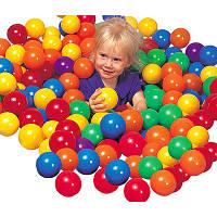 Набор мячей Intex 49600 диаметр 8 см для сухого бассейна 100 штук.