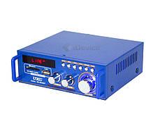 Усилитель звука UKC SN-3636BT USB, Bluetooth, фото 2