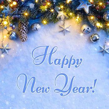 Новогодний декор и освещение