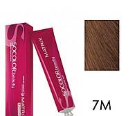 Соколор Бьюти, стойкая крем-краска для волос, оттенок 7M, 90 мл