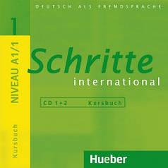 Schritte international 1 Audio-CDs zum Kursbuch