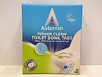 Таблетки для чистки унитаза Astonish toilet bowl tabs 10шт, фото 1