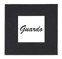 Черная подарочная картонная коробка Guardo для наручных часов