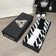 Мужские носки Palace x Off White Pack 4 Black/White