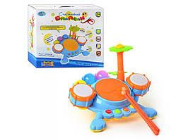 Музыкальная развивающая игрушка Счастливый барабан 7351