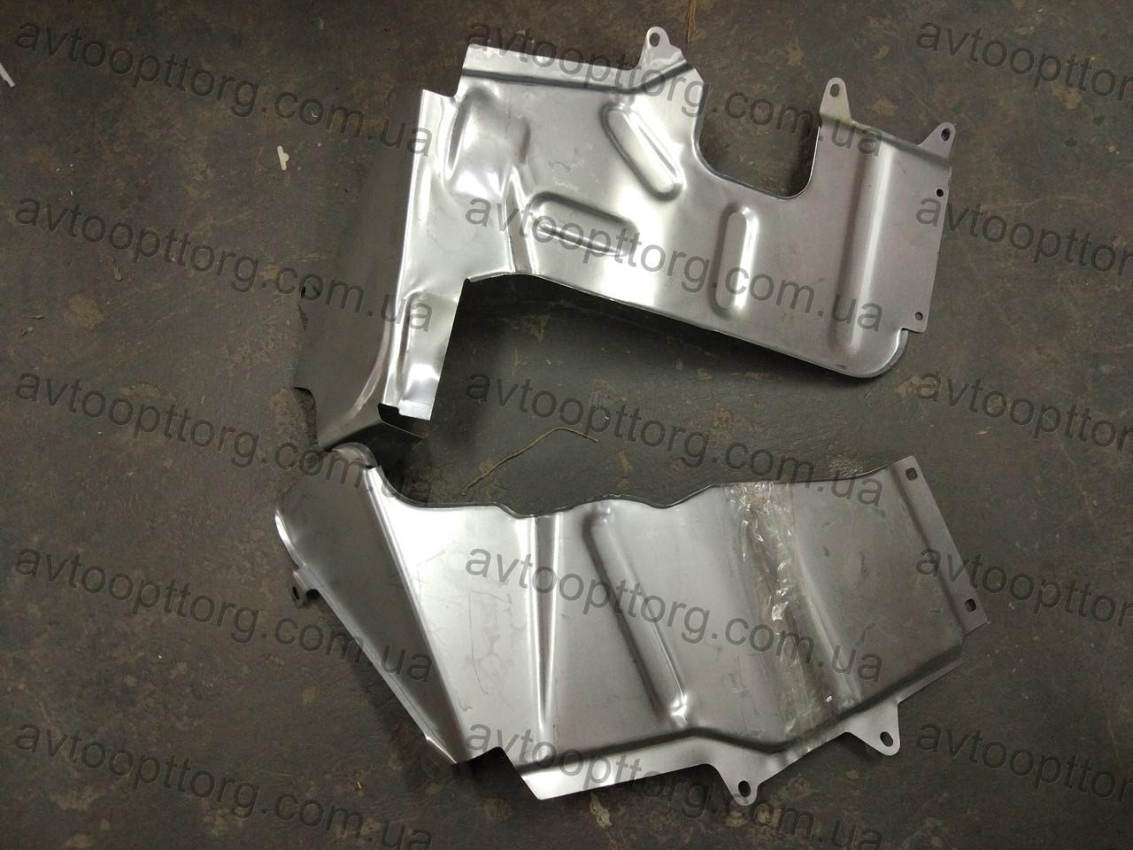 Защита двигателя ваз 2108, 2109, 21099 от грязи