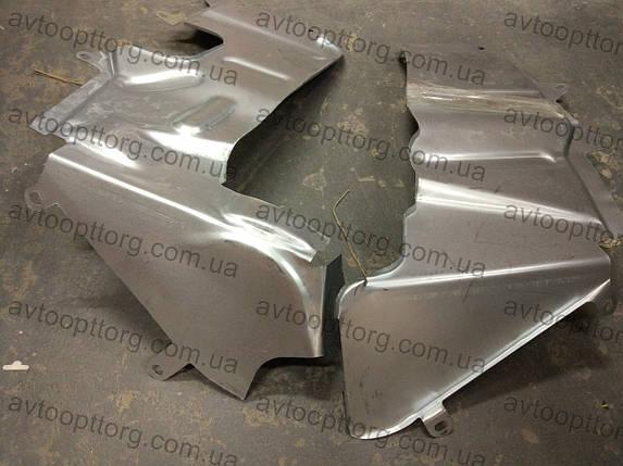 Защита двигателя ваз 2108, 2109, 21099 от грязи, фото 2