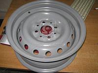 Диск колесный стальной ВАЗ 2103 (серый) (пр-во АвтоВАЗ) (21030-310101515), фото 1