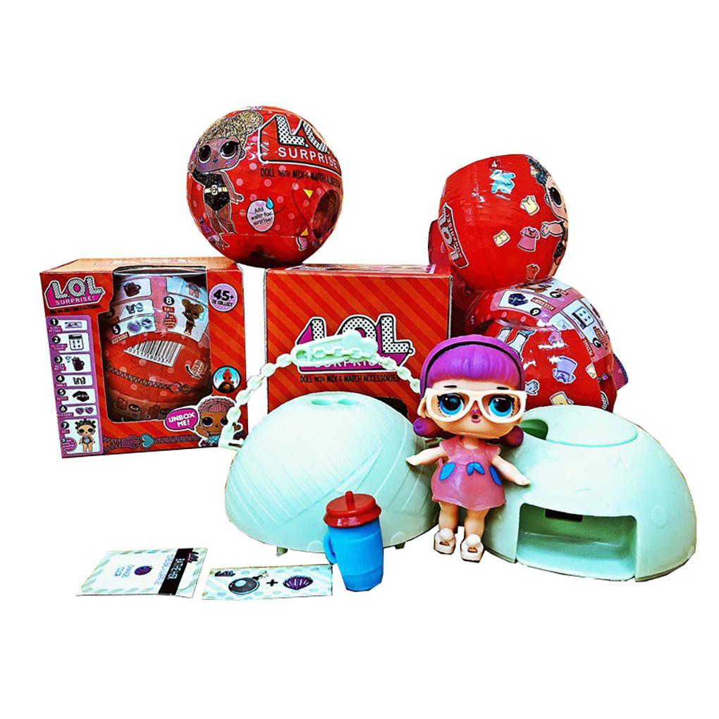 "Кукла ""LOL Surprise"" ""5 серия Красная"" SM-1658"