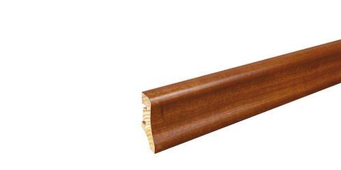 Плинтус Барлинек  Сапела, высота 40 мм.
