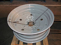Диск колесный стальной 38хDW14L МТЗ задний широкий (серый) (пр-во КрКЗ) (873-3107012)