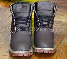 Ботинки Timberland Женские Зимние с Мехом | 35-46рр. 3 цвета 1478 Коричневый