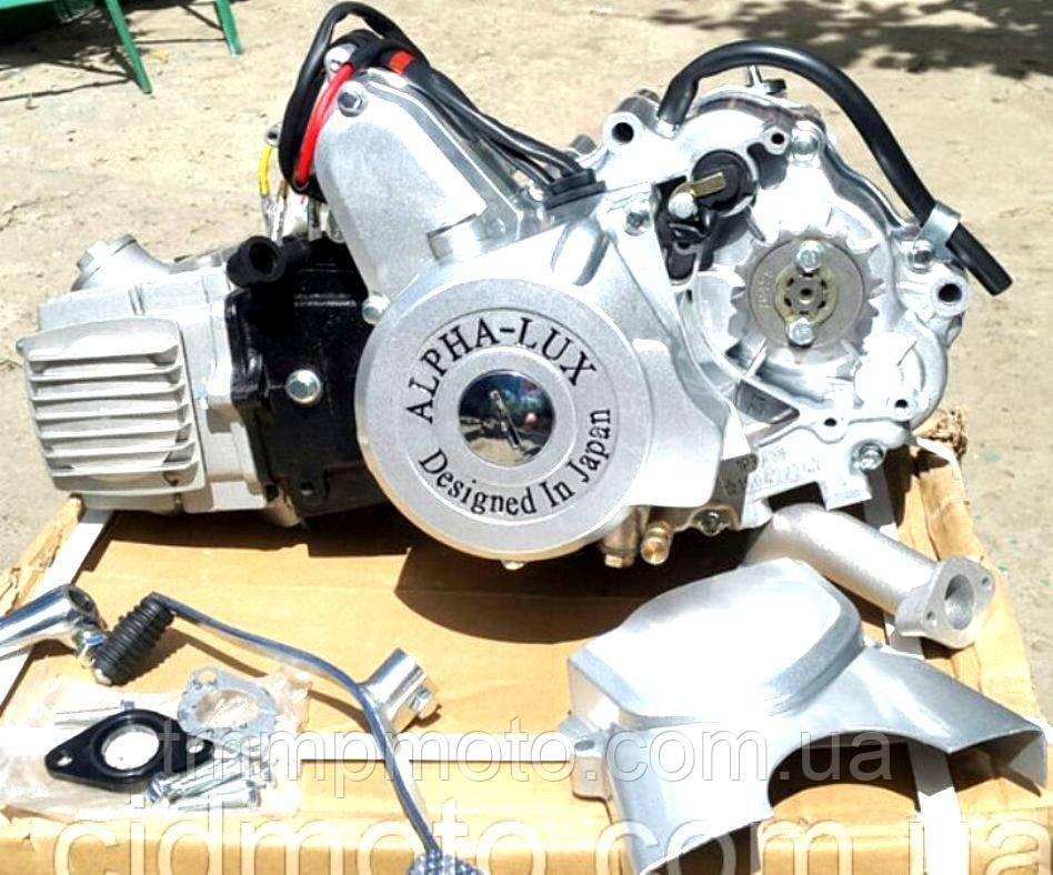 Двигатель Дельта - 72куб механика оригинал