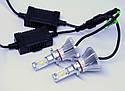 Лампа светодиодная для фар 8PLUS HEADLIGHT  H7  2800/4500/6000K 10000Lm, 2 шт/компл., фото 2