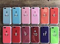 Чехол Silicone Case для iPhone