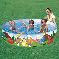 Детский каркасный бассейн Bestway 55022