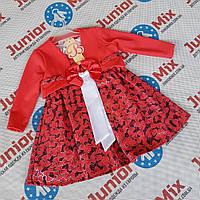 Польские детские платья для девочек оптом   Balbina