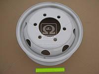 Диск колесный стальной 16х5,5 6x190 ET102 DIA141 FAW, FOTON, YUEIN (пр-во КрКЗ) (5031.3101012)