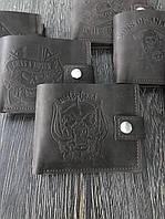 Кожаный портмоне Motörhead, фото 2
