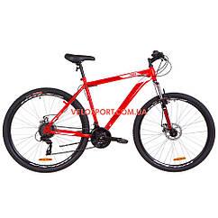 """Горный велосипед Discovery Trek DD 26 дюймов 18"""" красный"""