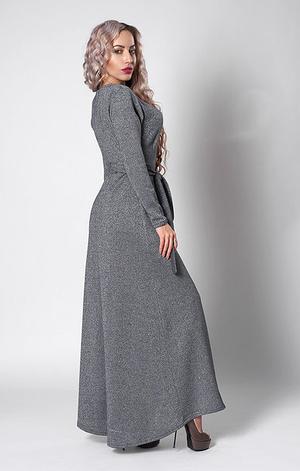 """Длинное платье """"Оливия"""" , фото 2"""