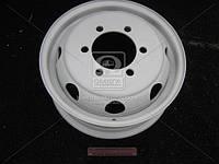 Диск колесный стальной 16Н2х5,5 ГАЗ 3302 раскатной (круглые отверстия) (пр-во КрКЗ) (14.3101011-01.03), фото 1