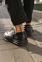 Туфли мужские Louis Vuitton черные,натуральная кожа, фото 3