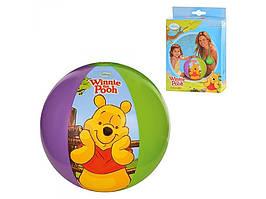 """Детский надувной мяч """"Винни Пух"""" Intex 58025 (51см)"""