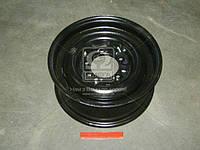 Диск колесный стальной 15х6,0 УАЗ черный (пр-во КрКЗ) (3151-3101015-01.27)