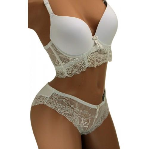 Комплект женского нижнего белья Чашка С Biweier 3295 белый