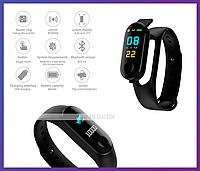 Фитнес-браслет Smart Bracelet M3 Sport Bracelet 0.96 TFT Touch Screen BT 4.0, фото 1