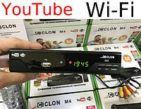 Эфирный Т2 - CICLON M4 + WIFI, Youtube, IPTV, Megogo и другие