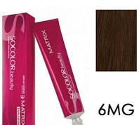 Соколор Бьюти, стойкая крем-краска для волос, оттенок 6MG, 90 мл