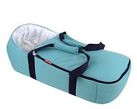 Переносная сумка для новорожденных Соо Соо™ Мятный, фото 1
