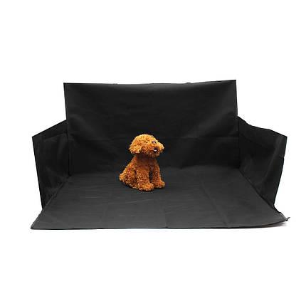 Водонепроницаемы Pet Собака Авто Крышка багажника SUV / Защитная труба Liner Mat Oxford-1TopShop, фото 2