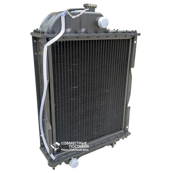 Радиатор МТЗ-80, Д-240, Д-243 4-хрядный (медный) 70У.1301.010М Радіатор мідний