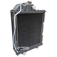 Радиатор МТЗ-80, Д-240, Д-243 4-хрядный (медный) 70У.1301.010М Радіатор мідний, фото 1