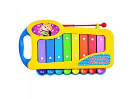 Ксилофон 4160, 8 тонов