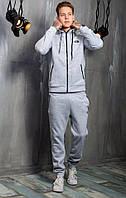 Спортивный костюм зимний серый , фото 1